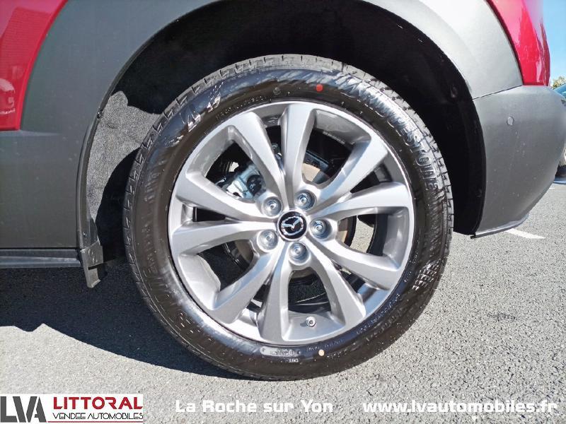 Photo 15 de l'offre de MAZDA CX-30 2.0 Skyactiv-X M-Hybrid 186ch Sportline BVA 2021 à 33490€ chez Littoral Vendée Automobiles Mouilleron Le Captif