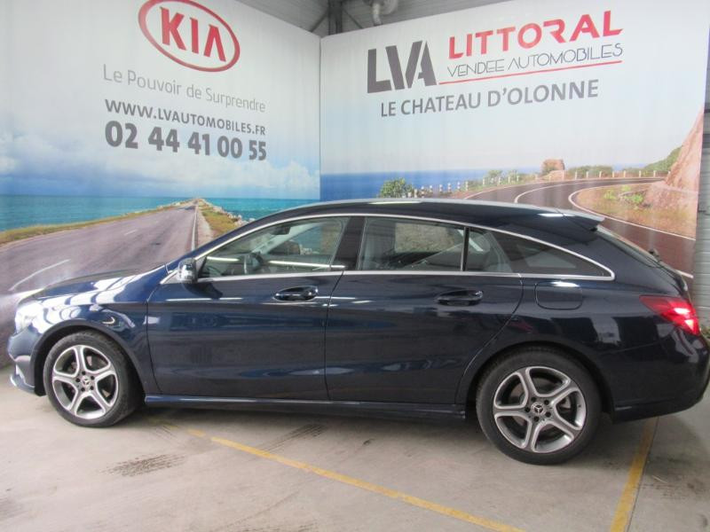 Photo 10 de l'offre de MERCEDES-BENZ CLA Shooting Brake 180 d Business Edition 7G-DCT à 22490€ chez Littoral Vendée Automobiles Le Château D'Olonne