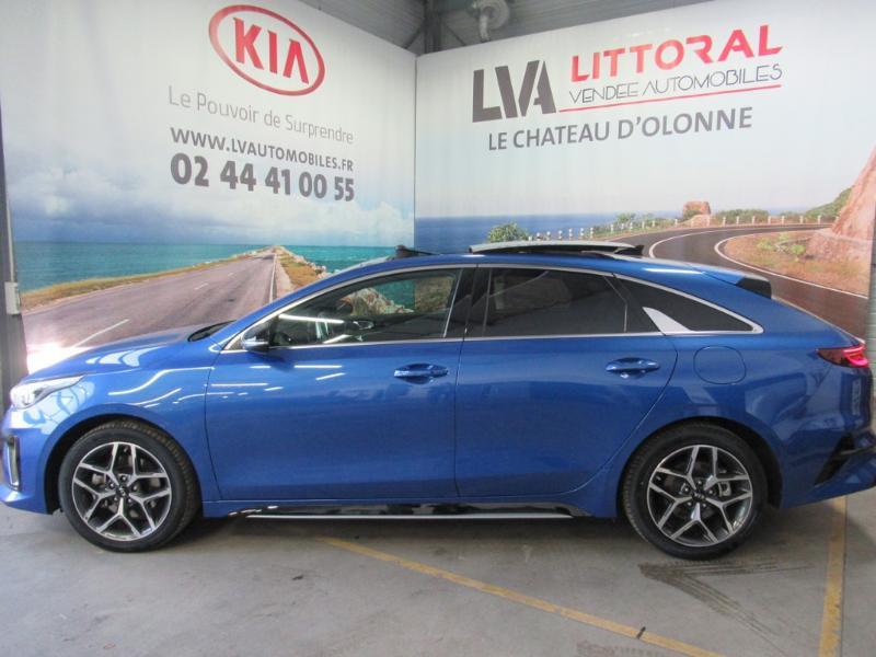Photo 10 de l'offre de KIA ProCeed 1.4 T-GDI 140ch GT Line Premium DCT7 MY20 à 24990€ chez Littoral Vendée Automobiles Le Château D'Olonne