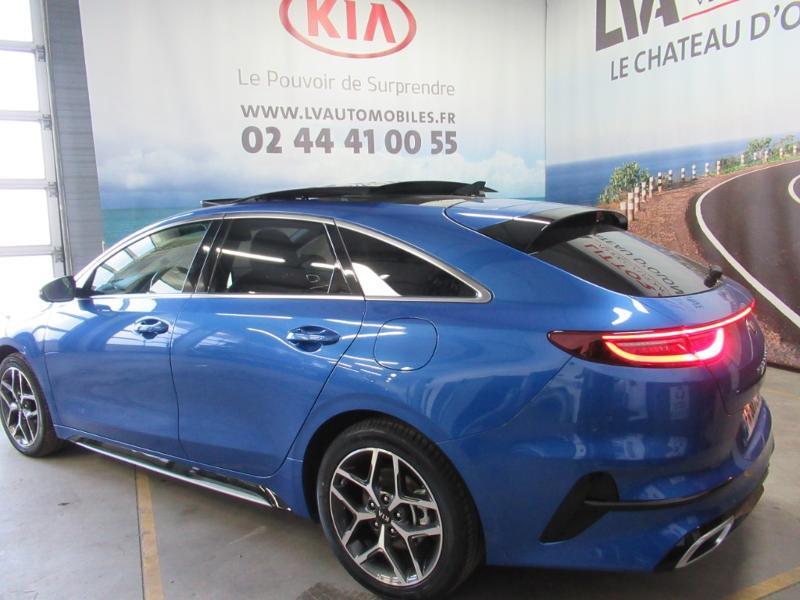 Photo 29 de l'offre de KIA ProCeed 1.4 T-GDI 140ch GT Line Premium DCT7 MY20 à 24990€ chez Littoral Vendée Automobiles Le Château D'Olonne