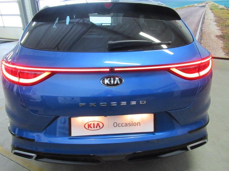 Photo 28 de l'offre de KIA ProCeed 1.4 T-GDI 140ch GT Line Premium DCT7 MY20 à 24990€ chez Littoral Vendée Automobiles Le Château D'Olonne