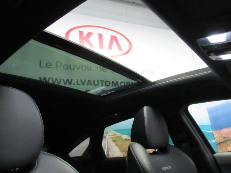 Photo 5 de l'offre de KIA ProCeed 1.4 T-GDI 140ch GT Line Premium DCT7 MY20 à 24990€ chez Littoral Vendée Automobiles Le Château D'Olonne