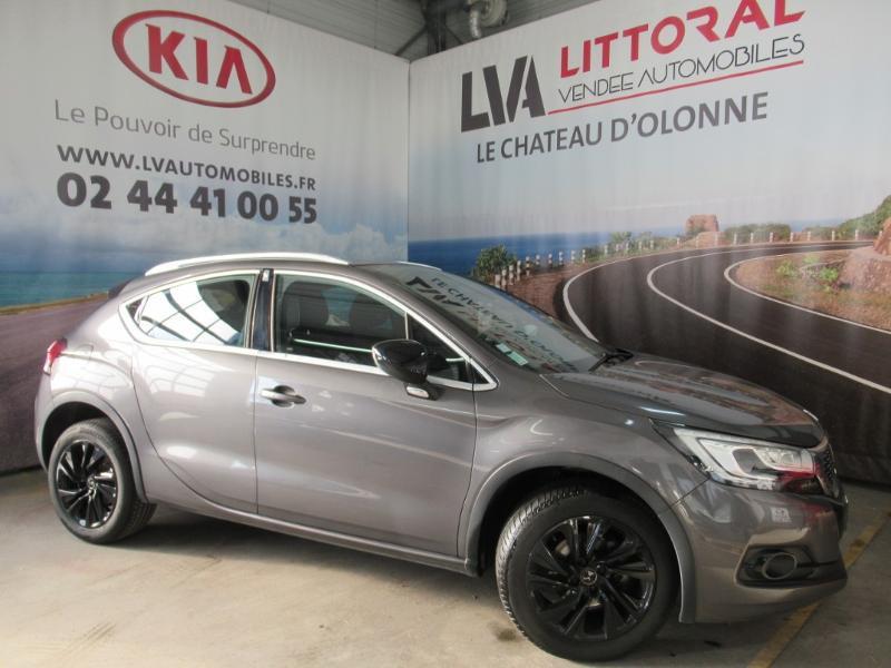 Photo 1 de l'offre de DS DS 4 Crossback PureTech 130 Be Chic S&S à 13490€ chez Littoral Vendée Automobiles Le Château D'Olonne