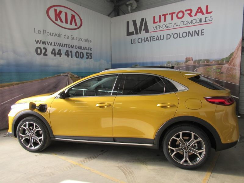 Photo 10 de l'offre de KIA XCeed 1.6 GDi 105ch + Plug-In 60.5ch Premium DCT6 à 34490€ chez Littoral Vendée Automobiles Le Château D'Olonne