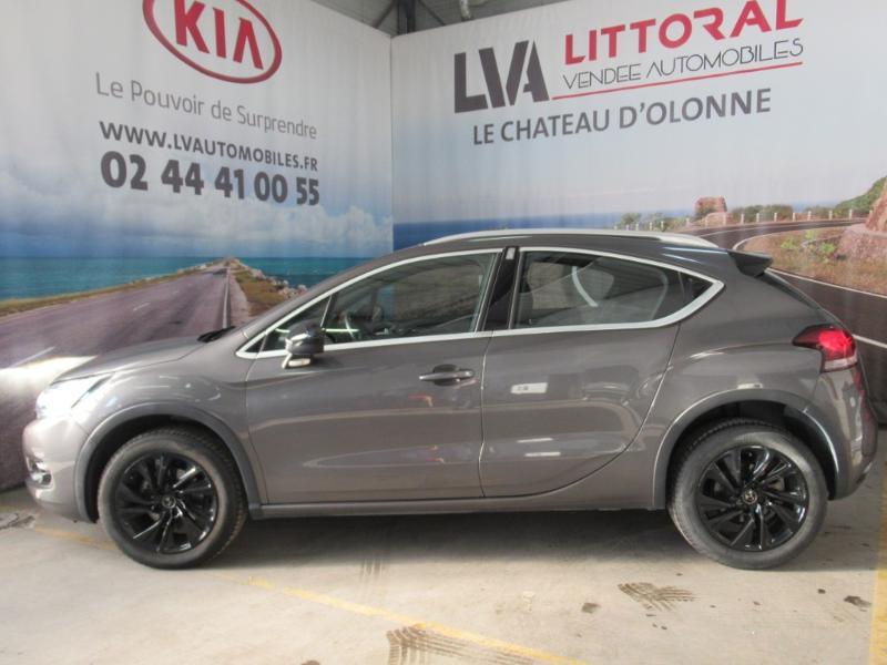 Photo 10 de l'offre de DS DS 4 Crossback PureTech 130 Be Chic S&S à 12990€ chez Littoral Vendée Automobiles Le Château D'Olonne