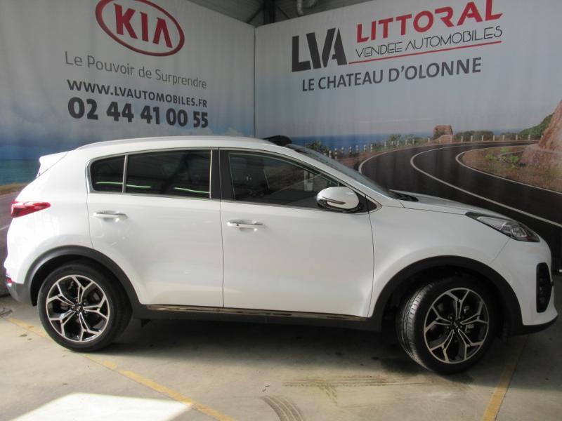 Photo 11 de l'offre de KIA Sportage 1.6 CRDi 136ch MHEV GT Line Premium 4x2 DCT7 à 33990€ chez Littoral Vendée Automobiles Le Château D'Olonne
