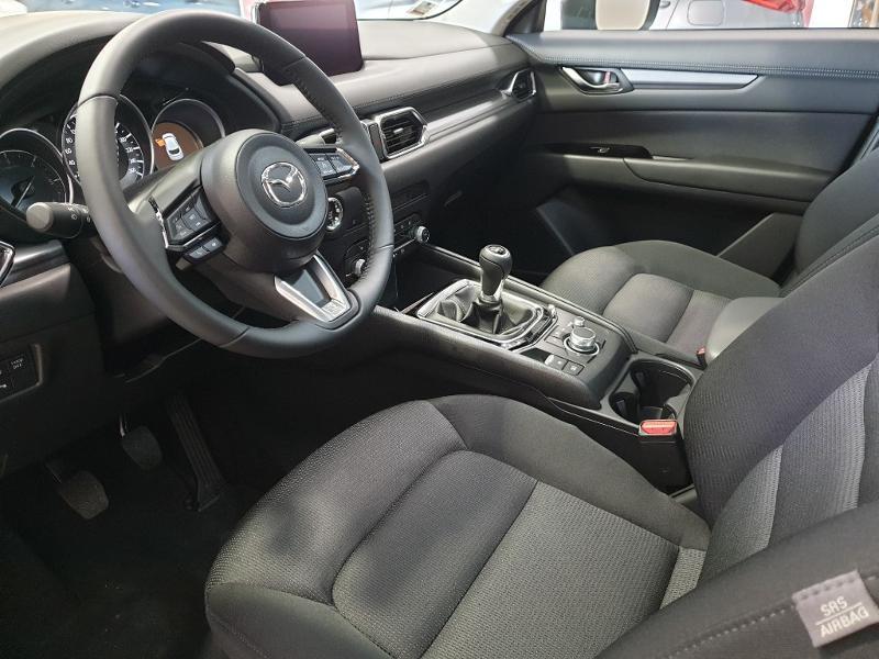 Photo 4 de l'offre de MAZDA CX-5 2.2 SKYACTIV-D 150 Dynamique 4x2 Euro6d-T 2020 à 30990€ chez Littoral Vendée Automobiles Le Château D'Olonne