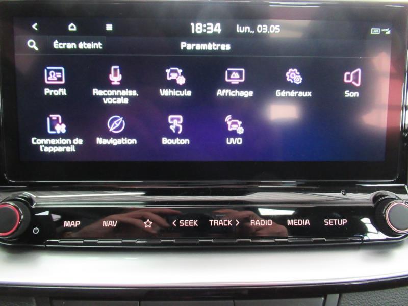 Photo 25 de l'offre de KIA XCeed 1.6 GDi 105ch + Plug-In 60.5ch Premium DCT6 à 34490€ chez Littoral Vendée Automobiles Le Château D'Olonne