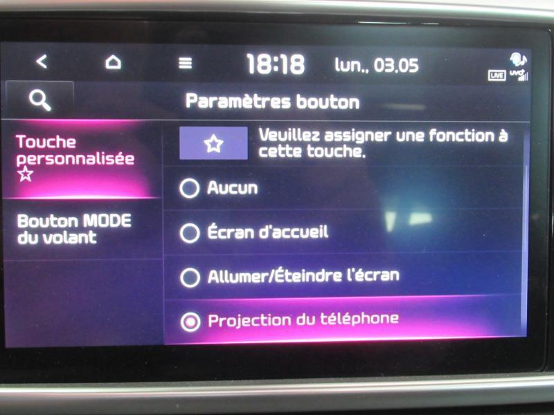 Photo 25 de l'offre de KIA Sportage 1.6 CRDi 136ch MHEV GT Line Premium 4x2 DCT7 à 33990€ chez Littoral Vendée Automobiles Le Château D'Olonne