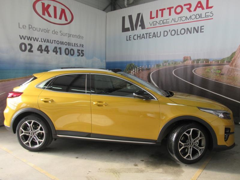 Photo 1 de l'offre de KIA XCeed 1.6 GDi 105ch + Plug-In 60.5ch Premium DCT6 à 34490€ chez Littoral Vendée Automobiles Le Château D'Olonne