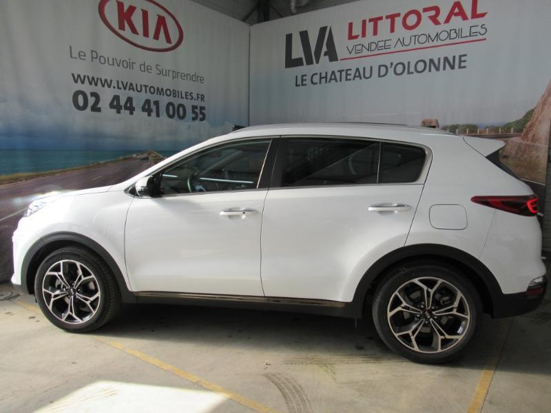 Photo 10 de l'offre de KIA Sportage 1.6 CRDi 136ch MHEV GT Line Premium 4x2 DCT7 à 33990€ chez Littoral Vendée Automobiles Le Château D'Olonne
