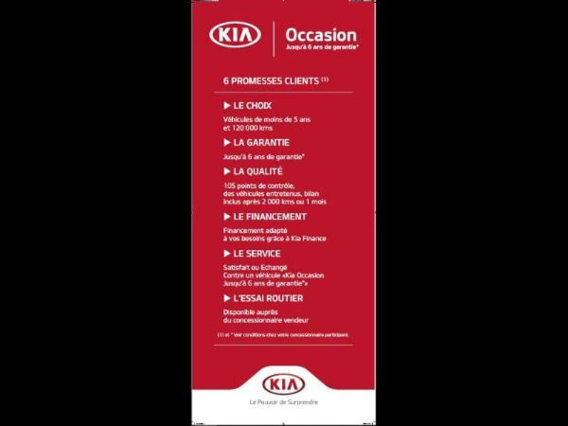 Photo 2 de l'offre de KIA XCeed 1.4 T-GDI 140ch Active DCT7 à 25490€ chez Littoral Vendée Automobiles Le Château D'Olonne