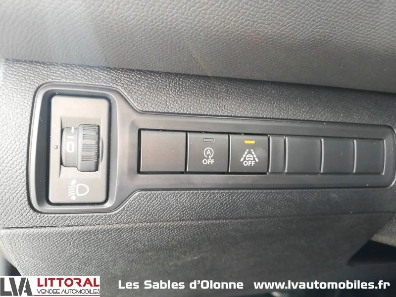 Photo 14 de l'offre de PEUGEOT 308 SW 1.2 PureTech 130ch E6.c S&S Active Business EAT8 à 19490€ chez Littoral Vendée Automobiles Le Château D'Olonne