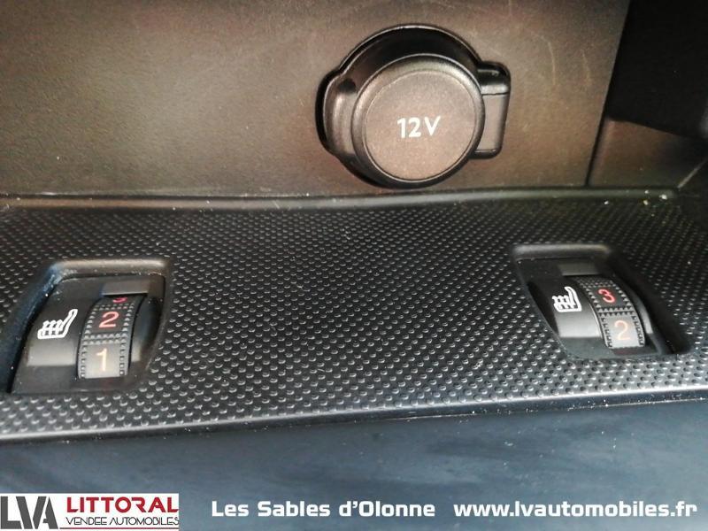 Photo 18 de l'offre de PEUGEOT 308 SW 1.2 PureTech 130ch E6.c S&S Active Business EAT8 à 19490€ chez Littoral Vendée Automobiles Le Château D'Olonne