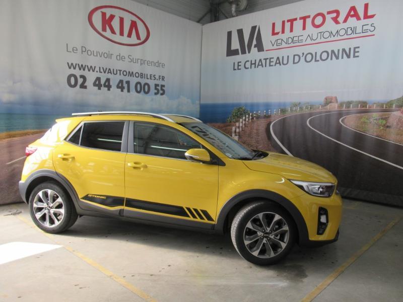 Kia Stonic 1.0 T-GDi 100ch ISG Design Euro6d-T Essence MOST YELLOW Neuf à vendre