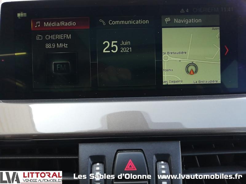 Photo 18 de l'offre de BMW X1 xDrive18dA 150ch xLine à 28490€ chez Littoral Vendée Automobiles Le Château D'Olonne