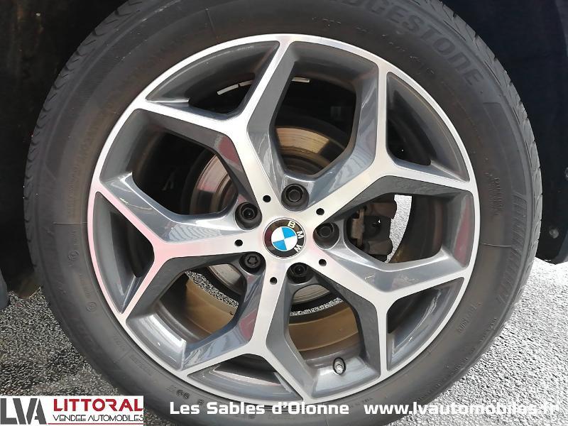Photo 14 de l'offre de BMW X1 xDrive18dA 150ch xLine à 28490€ chez Littoral Vendée Automobiles Le Château D'Olonne