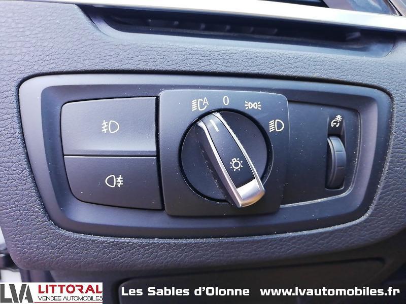Photo 17 de l'offre de BMW X1 xDrive18dA 150ch xLine à 28490€ chez Littoral Vendée Automobiles Le Château D'Olonne