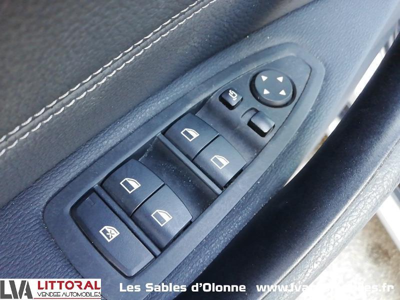 Photo 15 de l'offre de BMW X1 xDrive18dA 150ch xLine à 28490€ chez Littoral Vendée Automobiles Le Château D'Olonne