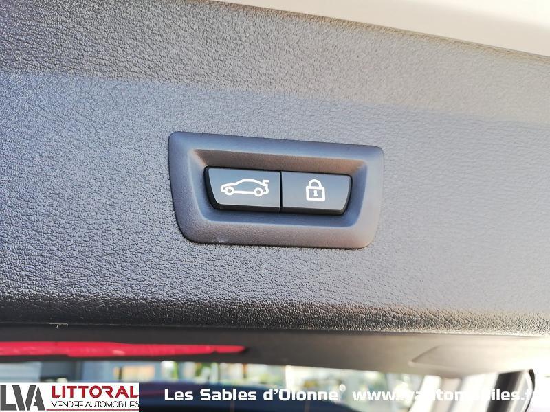 Photo 20 de l'offre de BMW X1 xDrive18dA 150ch xLine à 28490€ chez Littoral Vendée Automobiles Le Château D'Olonne