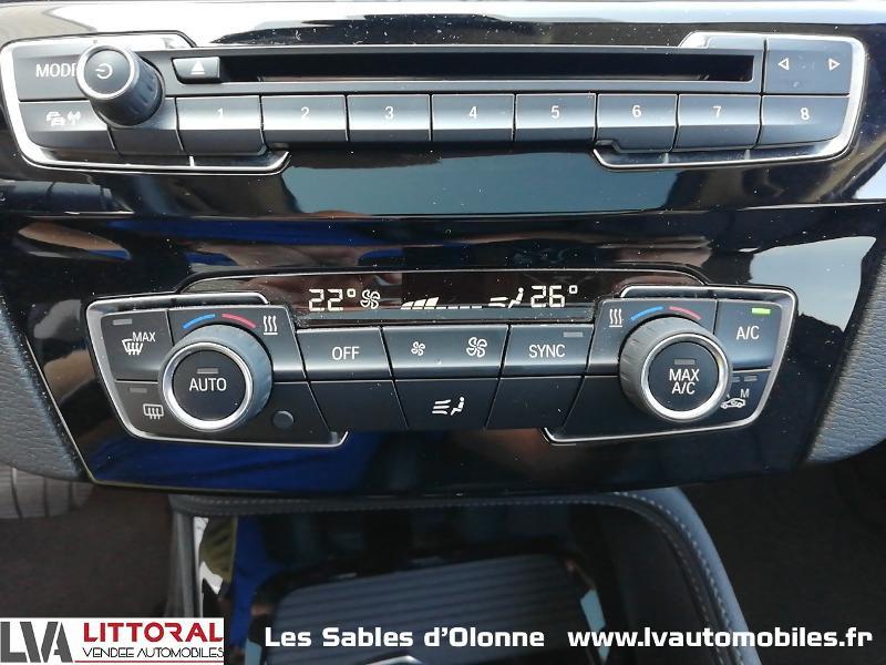 Photo 8 de l'offre de BMW X1 xDrive18dA 150ch xLine à 28490€ chez Littoral Vendée Automobiles Le Château D'Olonne