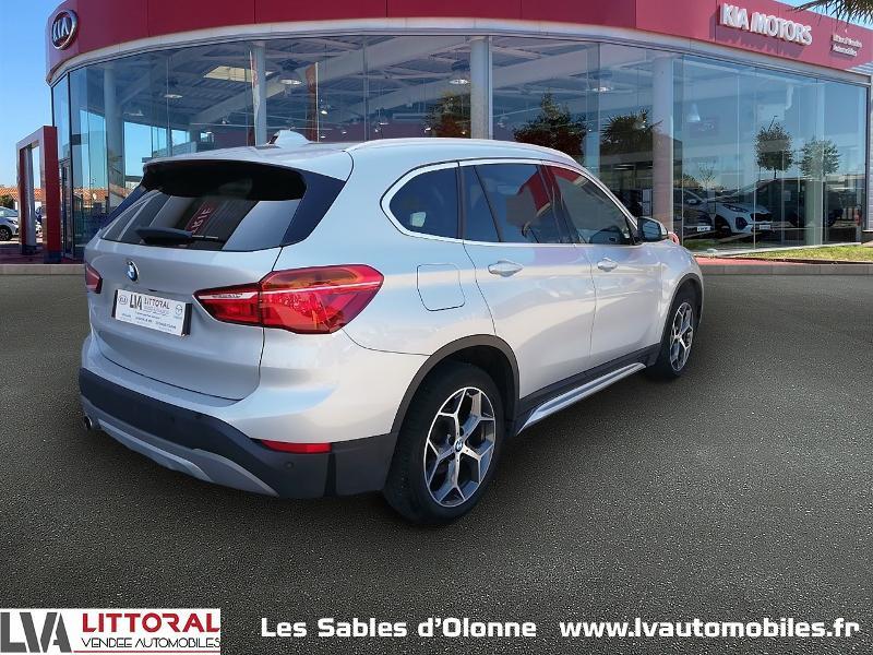 Photo 2 de l'offre de BMW X1 xDrive18dA 150ch xLine à 28490€ chez Littoral Vendée Automobiles Le Château D'Olonne