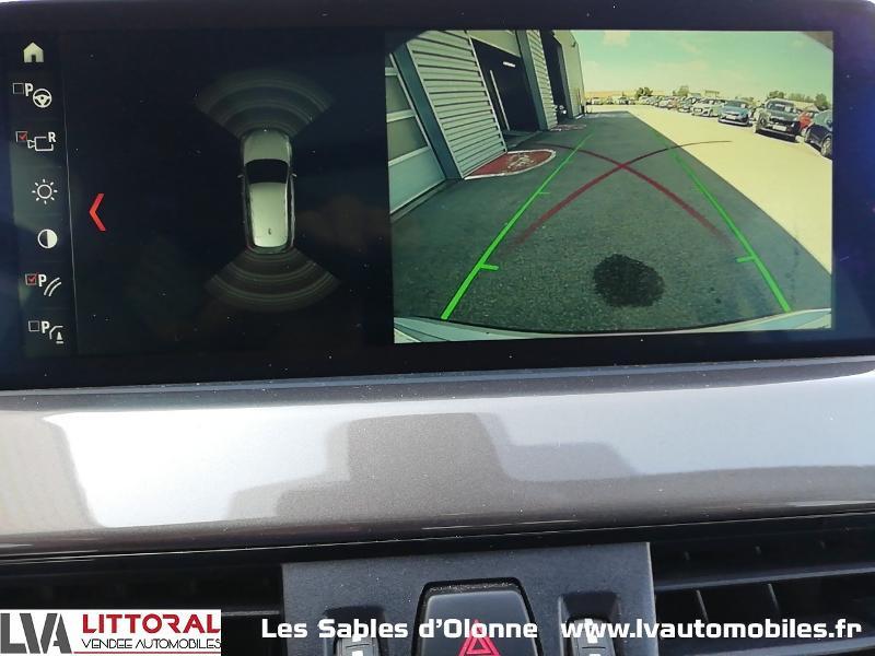Photo 9 de l'offre de BMW X1 xDrive18dA 150ch xLine à 28490€ chez Littoral Vendée Automobiles Le Château D'Olonne