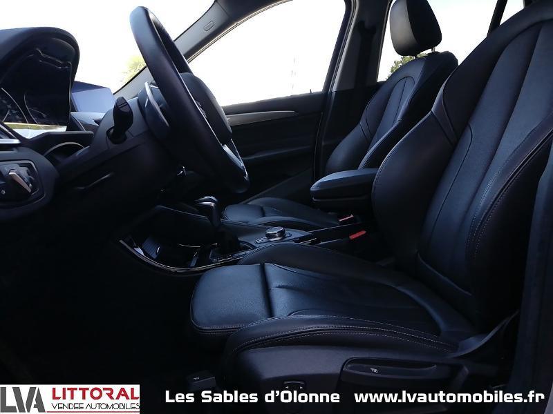 Photo 5 de l'offre de BMW X1 xDrive18dA 150ch xLine à 28490€ chez Littoral Vendée Automobiles Le Château D'Olonne