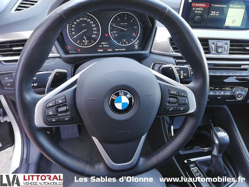 Photo 6 de l'offre de BMW X1 xDrive18dA 150ch xLine à 28490€ chez Littoral Vendée Automobiles Le Château D'Olonne