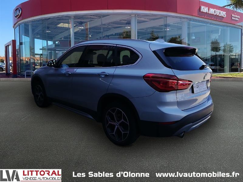 Photo 3 de l'offre de BMW X1 xDrive18dA 150ch xLine à 28490€ chez Littoral Vendée Automobiles Le Château D'Olonne