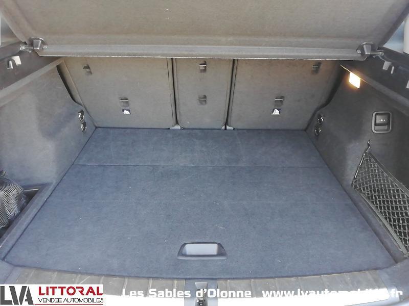 Photo 13 de l'offre de BMW X1 xDrive18dA 150ch xLine à 28490€ chez Littoral Vendée Automobiles Le Château D'Olonne