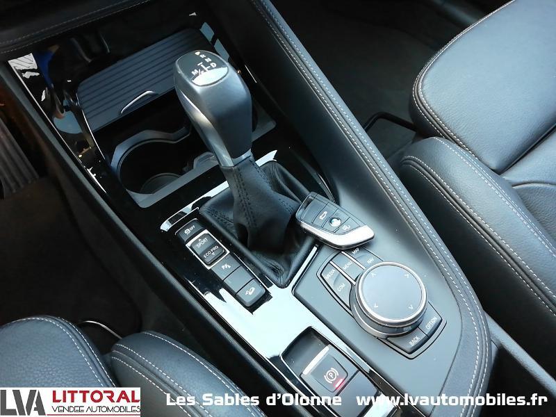 Photo 7 de l'offre de BMW X1 xDrive18dA 150ch xLine à 28490€ chez Littoral Vendée Automobiles Le Château D'Olonne