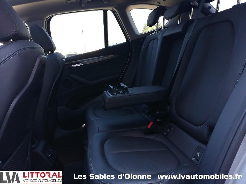 Photo 12 de l'offre de BMW X1 xDrive18dA 150ch xLine à 28490€ chez Littoral Vendée Automobiles Le Château D'Olonne