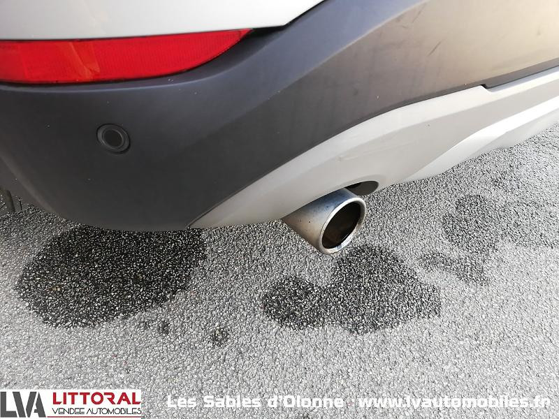 Photo 19 de l'offre de BMW X1 xDrive18dA 150ch xLine à 28490€ chez Littoral Vendée Automobiles Le Château D'Olonne
