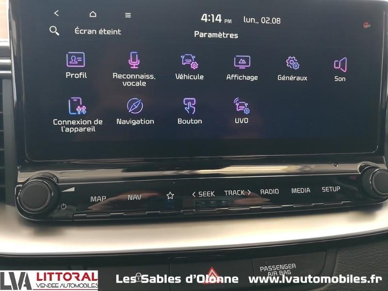 Photo 20 de l'offre de KIA XCeed 1.6 CRDI 136ch MHEV Design DCT7 2021 à 29990€ chez Littoral Vendée Automobiles Le Château D'Olonne