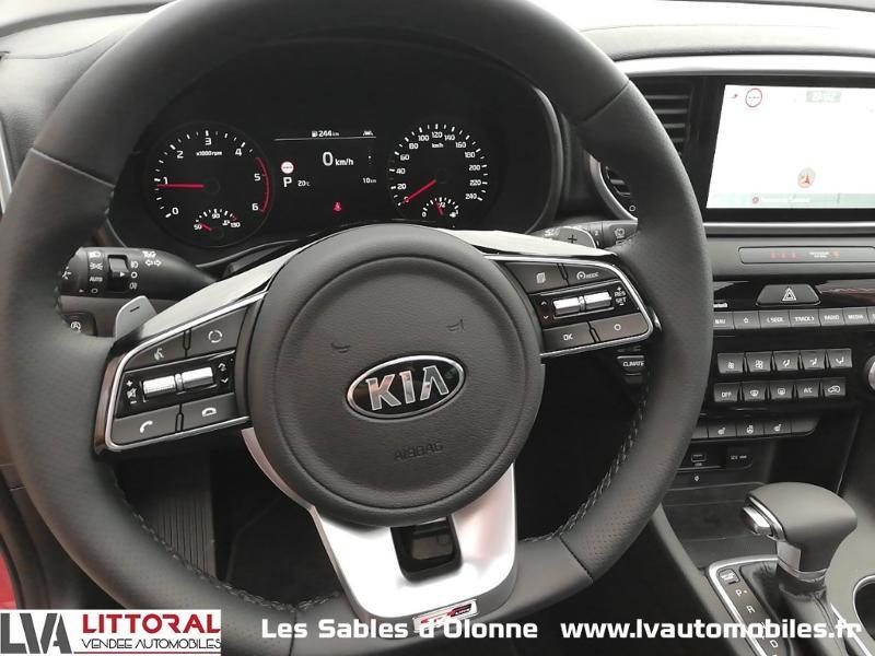 Photo 6 de l'offre de KIA Sportage 1.6 CRDi 136ch MHEV GT Line Premium 4x2 DCT7 à 35490€ chez Littoral Vendée Automobiles Le Château D'Olonne