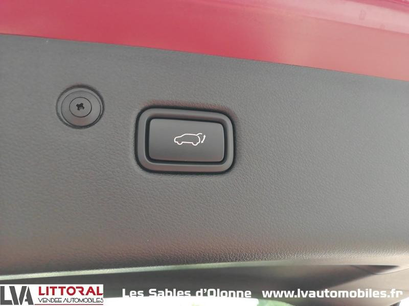 Photo 16 de l'offre de KIA Sportage 1.6 CRDi 136ch MHEV GT Line Premium 4x2 DCT7 à 35490€ chez Littoral Vendée Automobiles Le Château D'Olonne