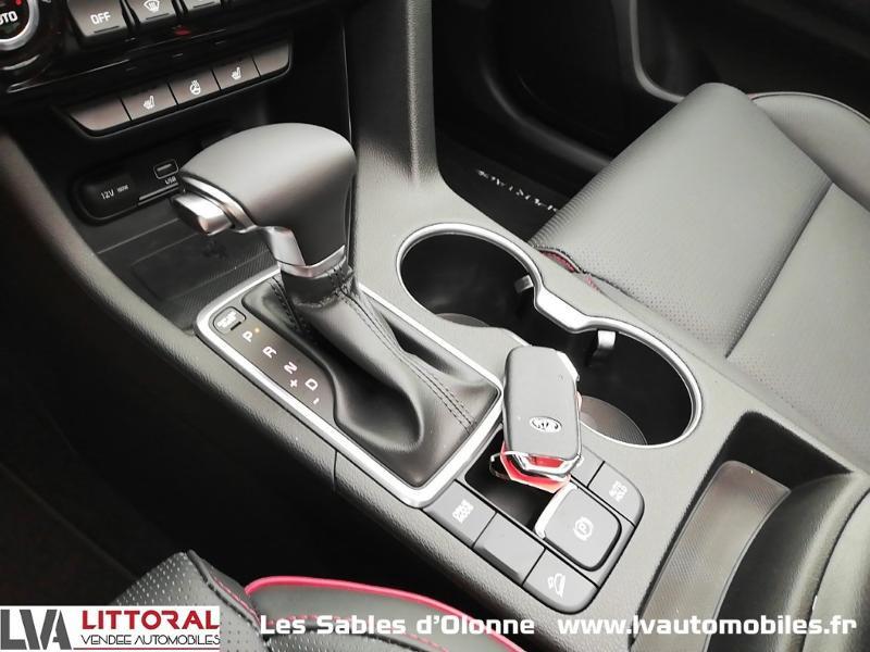 Photo 7 de l'offre de KIA Sportage 1.6 CRDi 136ch MHEV GT Line Premium 4x2 DCT7 à 35490€ chez Littoral Vendée Automobiles Le Château D'Olonne