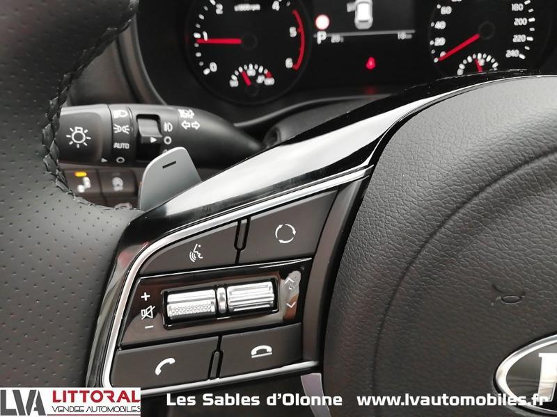 Photo 19 de l'offre de KIA Sportage 1.6 CRDi 136ch MHEV GT Line Premium 4x2 DCT7 à 35490€ chez Littoral Vendée Automobiles Le Château D'Olonne