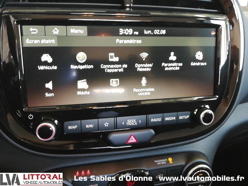 Photo 18 de l'offre de KIA e-Soul Design 204ch à 32490€ chez Littoral Vendée Automobiles Le Château D'Olonne
