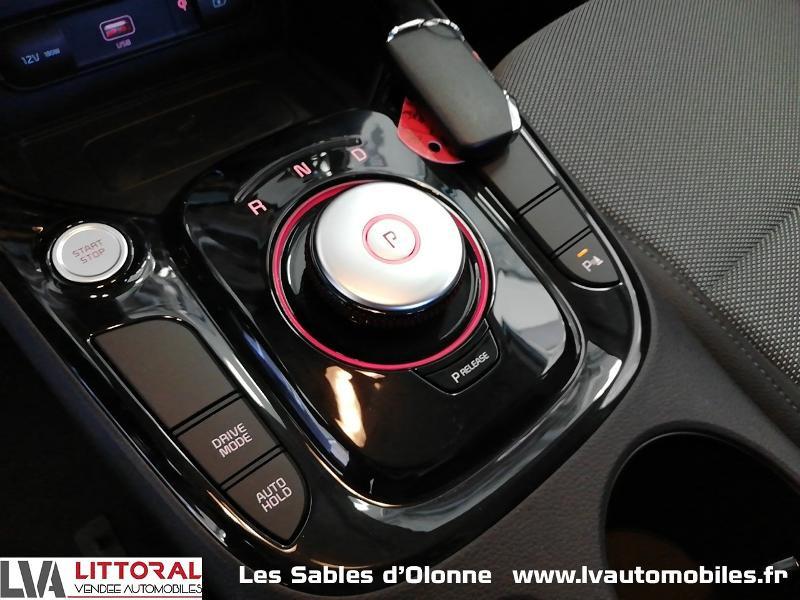 Photo 7 de l'offre de KIA e-Soul Design 204ch à 32490€ chez Littoral Vendée Automobiles Le Château D'Olonne