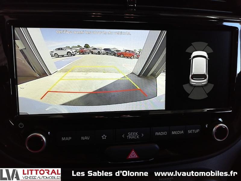 Photo 9 de l'offre de KIA e-Soul Design 204ch à 32490€ chez Littoral Vendée Automobiles Le Château D'Olonne