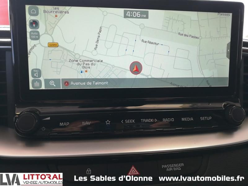 Photo 10 de l'offre de KIA XCeed 1.6 CRDI 136ch MHEV Design DCT7 2021 à 29990€ chez Littoral Vendée Automobiles Le Château D'Olonne