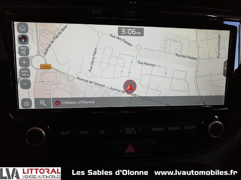 Photo 10 de l'offre de KIA e-Soul Design 204ch à 32490€ chez Littoral Vendée Automobiles Le Château D'Olonne