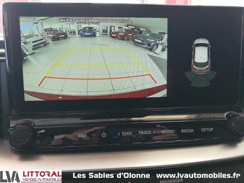 Photo 9 de l'offre de KIA XCeed 1.6 CRDI 136ch MHEV Design DCT7 2021 à 29990€ chez Littoral Vendée Automobiles Le Château D'Olonne