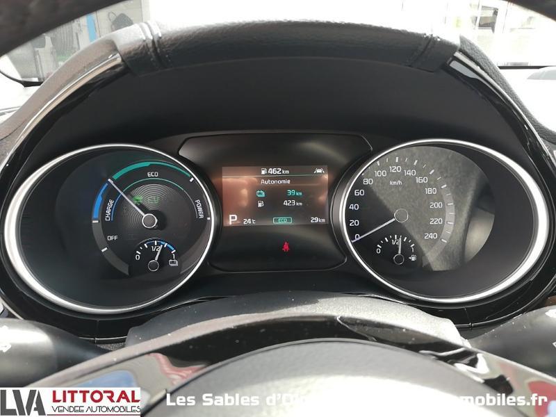 Photo 11 de l'offre de KIA Ceed SW 1.6 GDi 105ch + Plug-In 60.5ch Active DCT6 à 31990€ chez Littoral Vendée Automobiles Le Château D'Olonne
