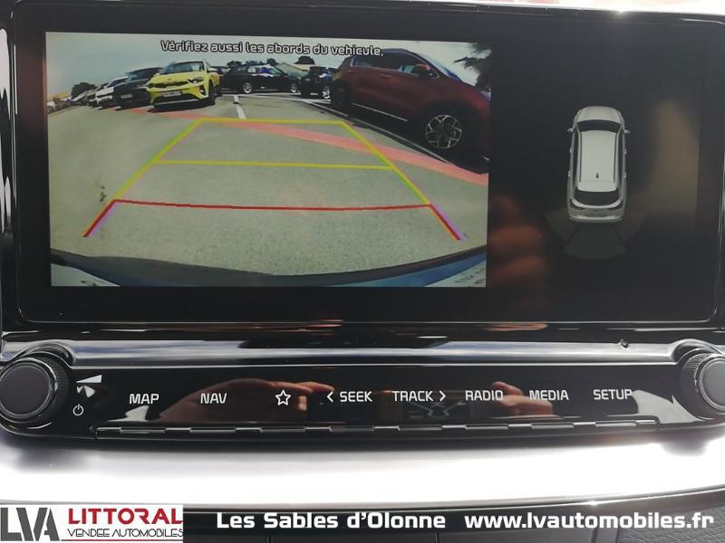 Photo 9 de l'offre de KIA Ceed SW 1.6 GDi 105ch + Plug-In 60.5ch Active DCT6 à 31990€ chez Littoral Vendée Automobiles Le Château D'Olonne