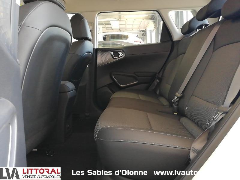 Photo 12 de l'offre de KIA e-Soul Design 204ch à 32490€ chez Littoral Vendée Automobiles Le Château D'Olonne