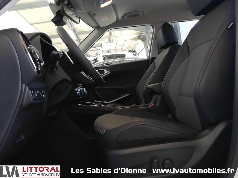 Photo 5 de l'offre de KIA e-Soul Design 204ch à 32490€ chez Littoral Vendée Automobiles Le Château D'Olonne