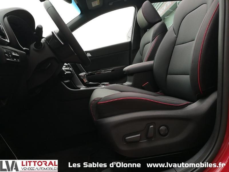 Photo 5 de l'offre de KIA Sportage 1.6 CRDi 136ch MHEV GT Line Premium 4x2 DCT7 à 35490€ chez Littoral Vendée Automobiles Le Château D'Olonne